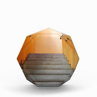 Warm Stairway Acrylic Award