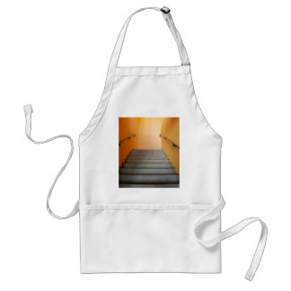 Warm Stairway Adult Apron