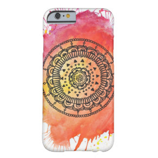 Warm Sun Mandala By Megaflora Barely There iPhone 6 Case