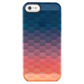 Warm Sunset Uncommon Clearly™ Deflector iPhone 5 Case