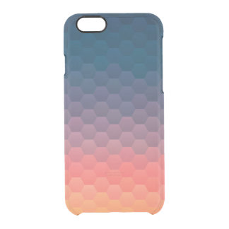 Warm Sunset Uncommon Clearly™ Deflector iPhone 6 Case