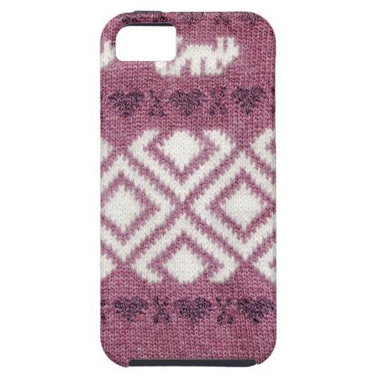 Warm sweater case - Pink