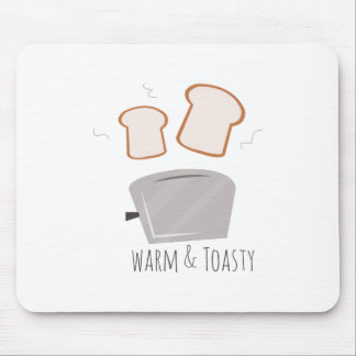 Warm & Toasty Mouse Pad