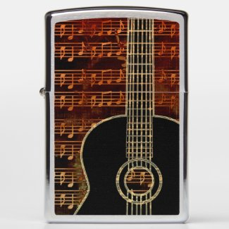 Warm Tones Guitar