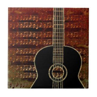 Warm Tones Ceramic Tile