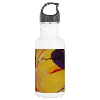 Warm Undertones Stainless Steel Water Bottle