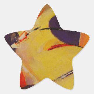 Warm Undertones Star Sticker