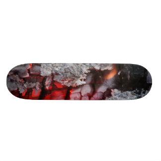 Warm up! skateboard