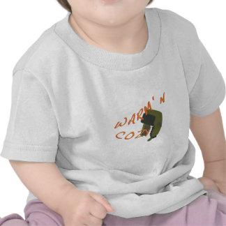 Warm Ushanka T-shirts