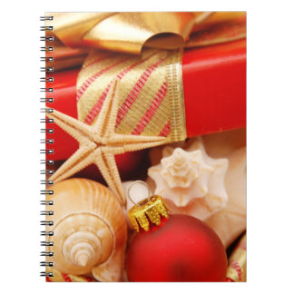 Warm Weather Christmas Notebook