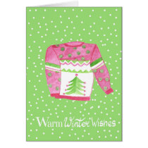 Warm Winter Wishes Christmas Sweater