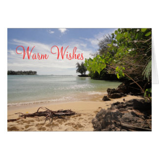 Warm Wishes - Greeting Card for All