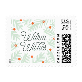 Warm Wishes Mint Stamps
