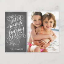 Warm Wishes This Holiday Hand Lettered 1-Photo