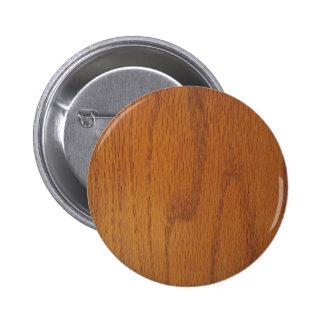 Warm Wood Grain Texture Buttons
