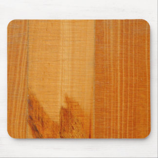 Warm Wooden Boards Mouse Pad