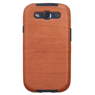 Warm Woodgrain Texture v.2 Samsung Galaxy S3 Cover