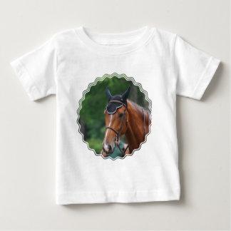 Warmblood Horse  Baby T-Shirt