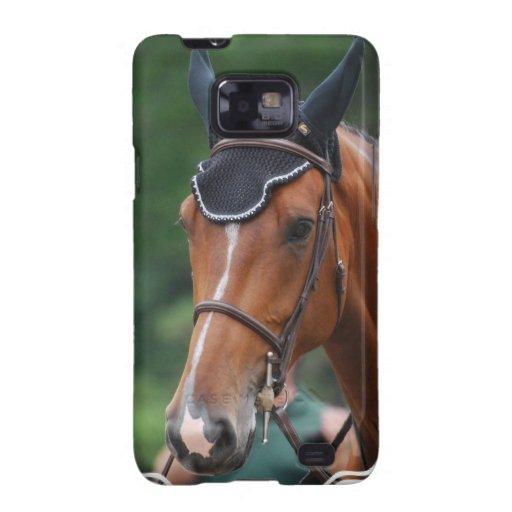 Warmblood Horse Samsung Galaxy Case