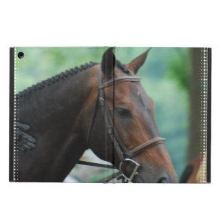 Warmblood Horses iPad Air Cases