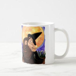 Warmed By The Moon Coffee Mug