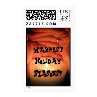 Warmest Holiday Seasons - First Class Stamp
