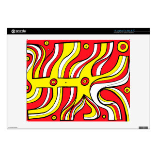 Warmhearted Inventive Thrilling Active Laptop Decal