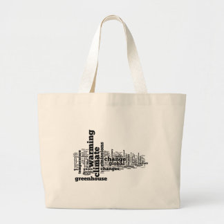 warming one canvas bags