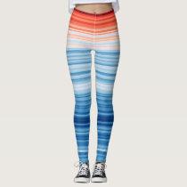 Warming Stripes Leggings