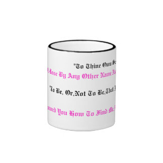 Warming The Soul With Quotes Mug