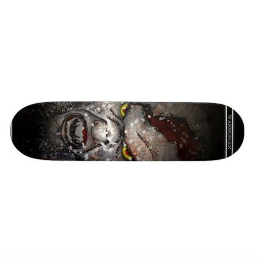 WARMONGER SkateBoard