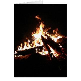 Warmth Card