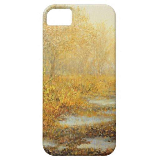 Warmth.jpg suave de pintura iPhone 5 carcasa