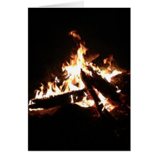 Warmth Stationery Note Card