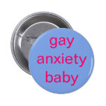 warn strangers 2 inch round button