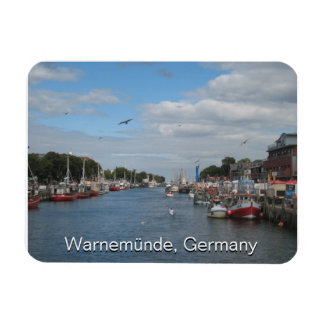 Warnemunde, Germany Magnet