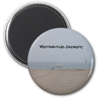 Warnemunde Germany Magnet