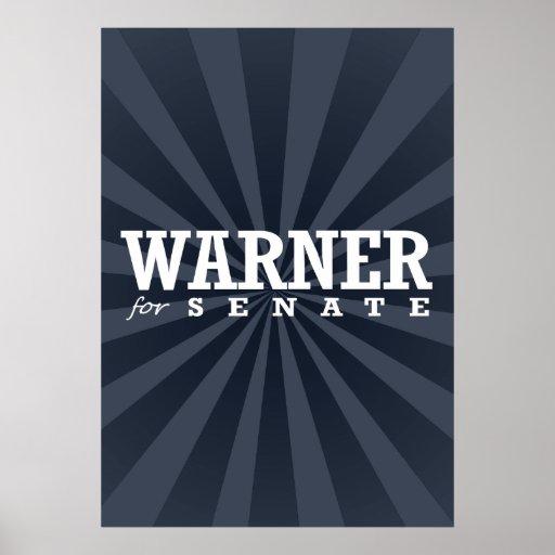 WARNER FOR SENATE 2014 PRINT