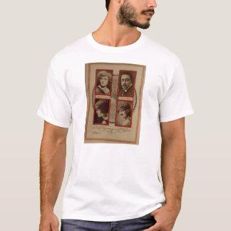 Warner Oland 1920 silent movie exhibitor ad T-Shirt