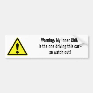 warning-07 bumper sticker