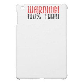 Warning 100% Teen iPad Mini Case