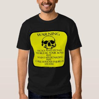 warning #3 T-Shirt