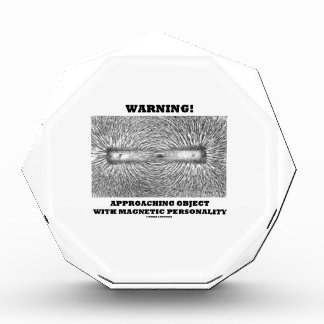 Warning! Approaching Object Magnetic Personality Awards