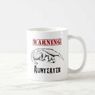 *Warning* Aunteater - Anteater Coffee Mug