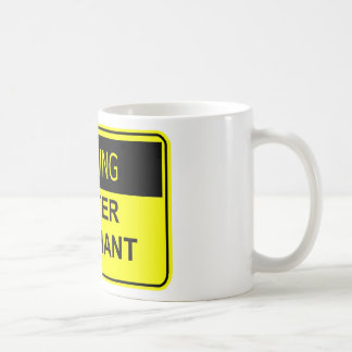 Warning Banter Merchant Mug