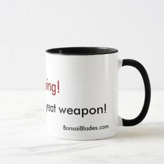 Warning BB Mug