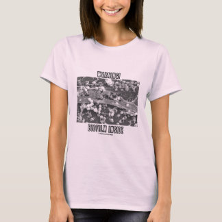 Warning! Biofilm Inside (Microorganisms) T-Shirt