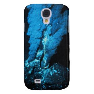 Warning! Black Smoker Inside (Sea Vent) Galaxy S4 Cover