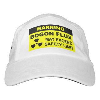 Warning: Bogon Flux Headsweats Hat