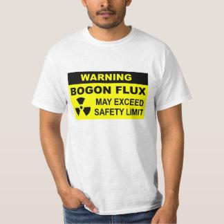 Warning: Bogon Flux T-Shirt